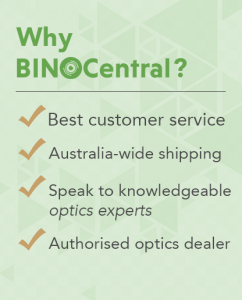why shop with binocentral.com.au