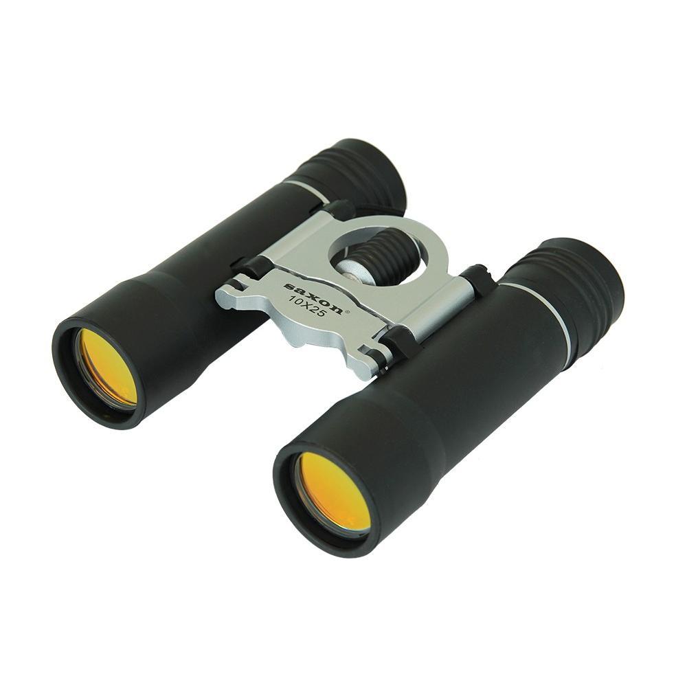 saxon 10×25 DCF Compact Binoculars
