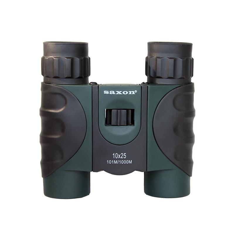 saxon 10x25MWP Compact Binoculars