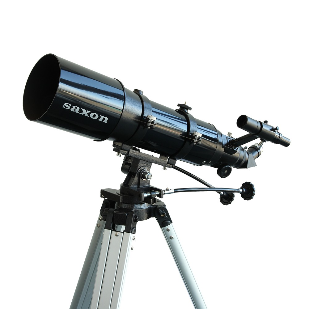 saxon 1206 AZ3 Refractor Telescope
