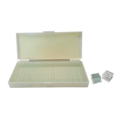 saxon Blank Slides Kit with Box (50pcs)