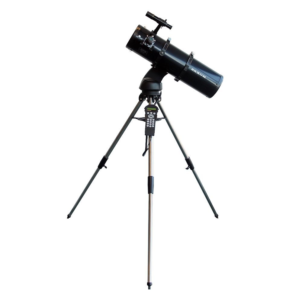 saxon Astroseeker 15075N Reflector Telescope -Wi-Fi Enabled with Hand Controller