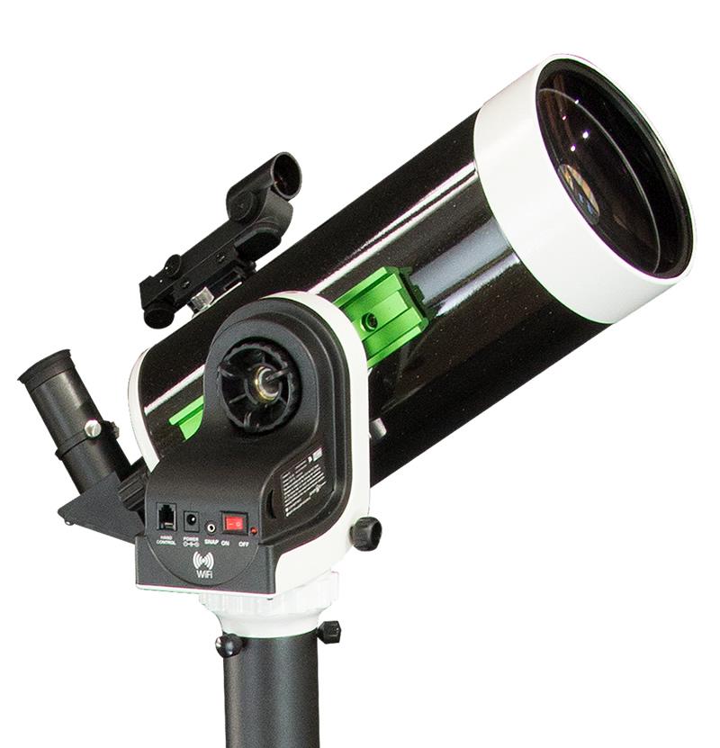 Skywatcher 127mm Mini AZGTi WiFi Computerised Telescope