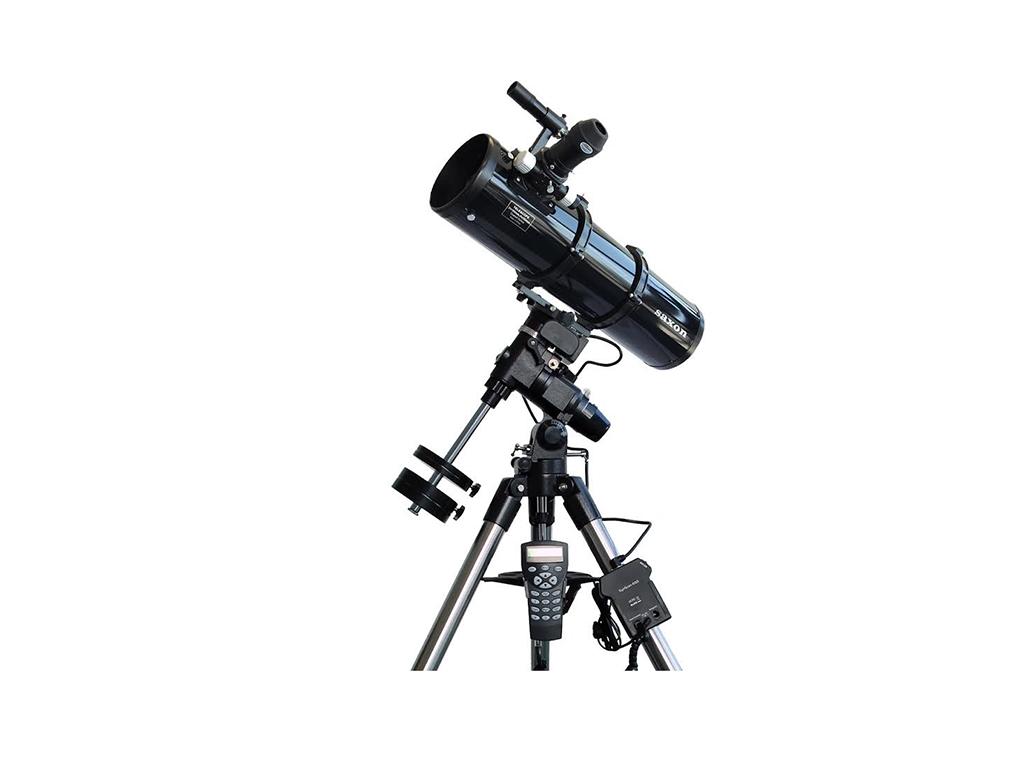 Saxon 150DS Newtonian Reflector with GoTo EQ3 Mount Astrophotography Bundle