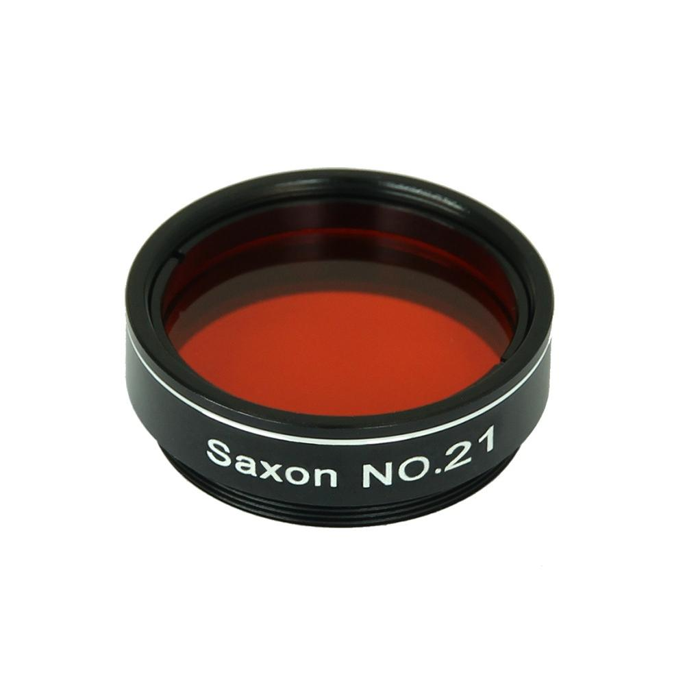 saxon Colour Planetary Filter No. 21 – 1.25″