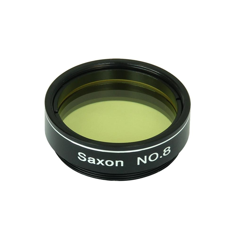 Saxon Colour Planetary Filter No. 8 – 1.25″