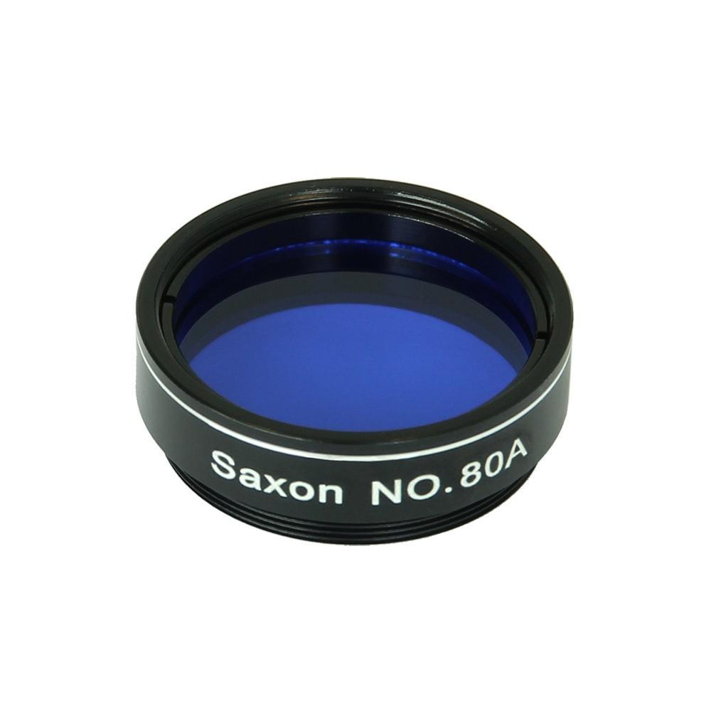 Saxon Colour Planetary Filter No. 80A – 1.25″