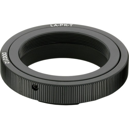 T-Mount Ring for Pentax K Series Camera Adapter