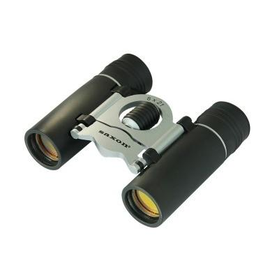 saxon 8×21 DCF Compact Binoculars