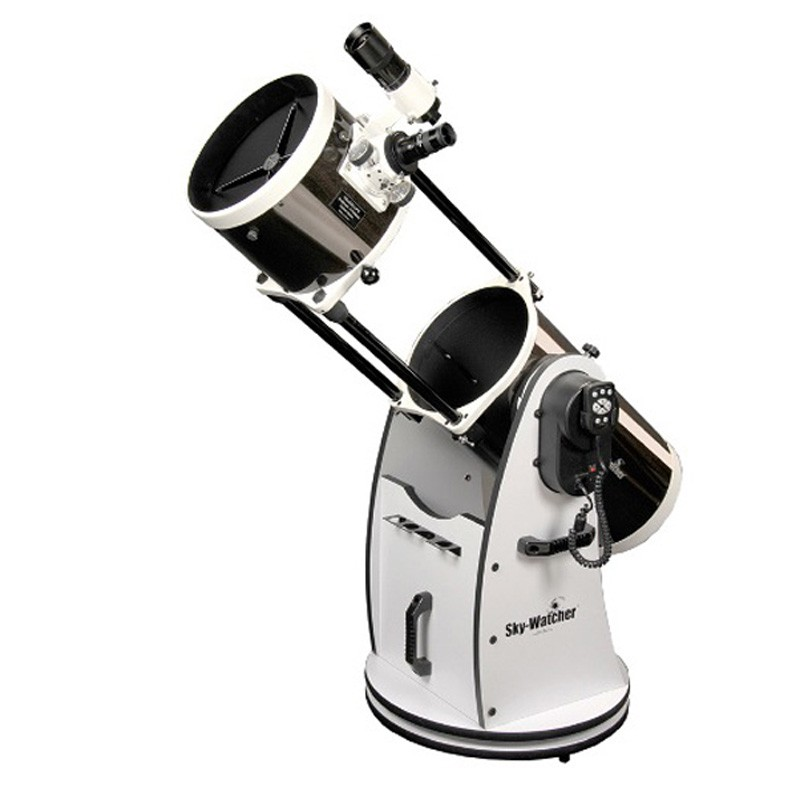 Skywatcher 8″ Go-To Computerised Dobsonian Reflector Telescope (8 Inch)