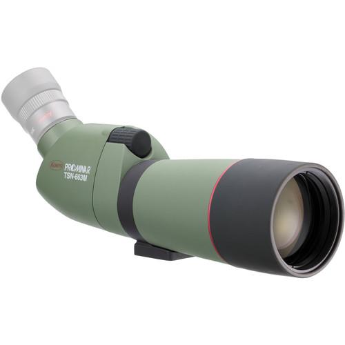 Kowa 66mm Angled spotting scope