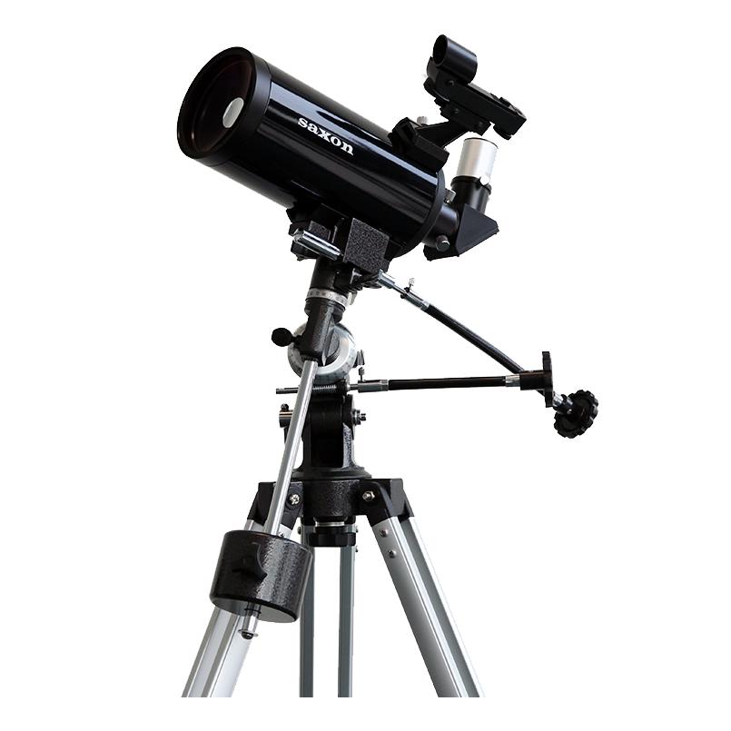 saxon 90mm Maksutov Cassegrain Telescope EQ1