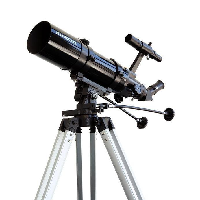 saxon 1025 AZ3 Refractor Telescope