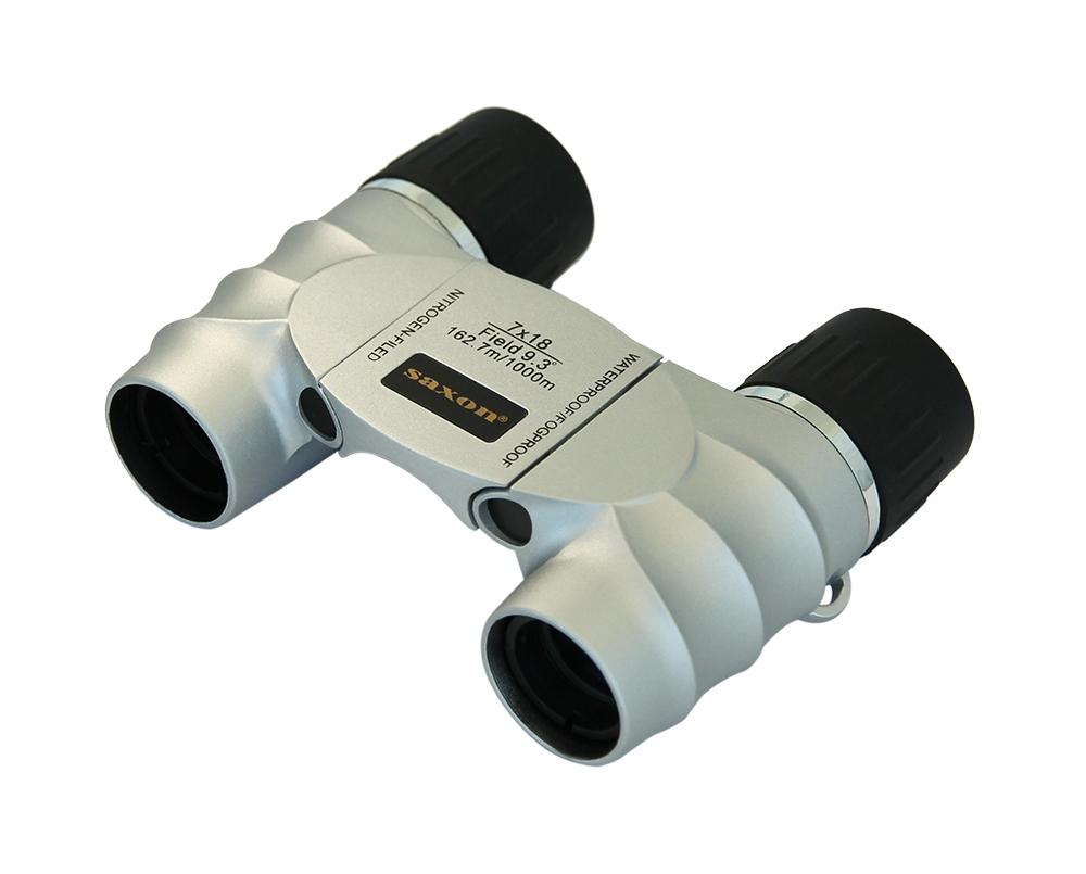 saxon 7×18 Waterproof Binoculars
