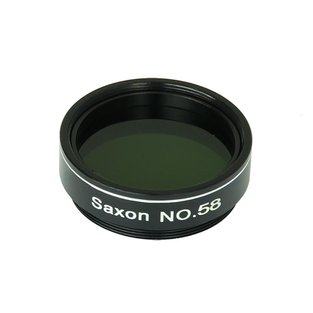 Saxon Colour Planetary Filter #58
