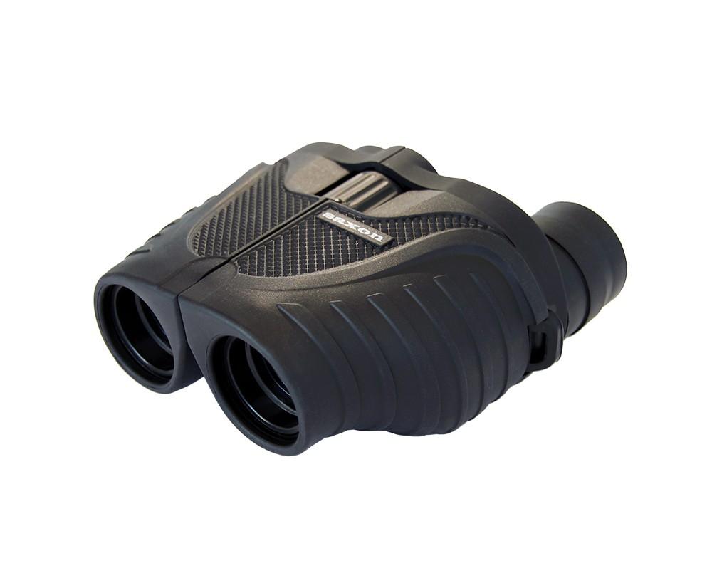 saxon Traveller 10-30×25 Compact Binoculars