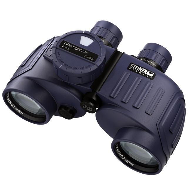 Steiner Navigator Pro 7×50 Marine Binoculars w/ Compass