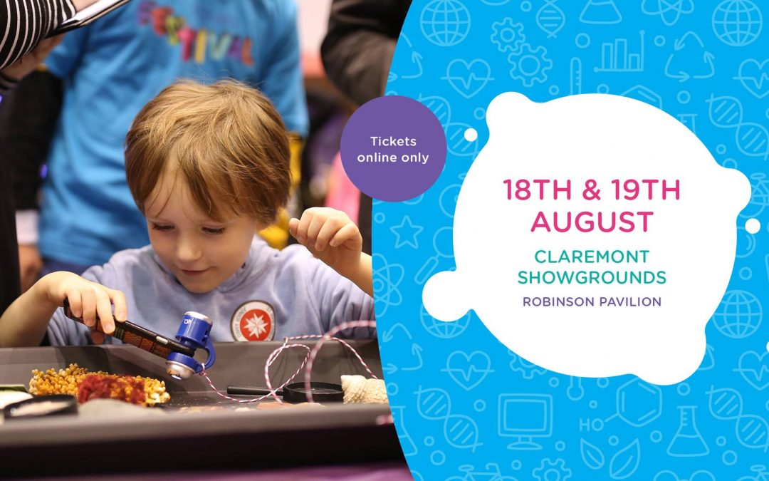 BinoCentral will be at the 2018 Perth Science Festival