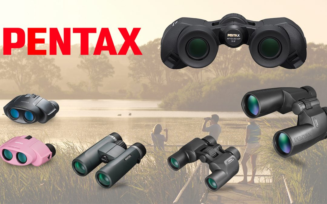 Pentax Binoculars are at BinoCentral