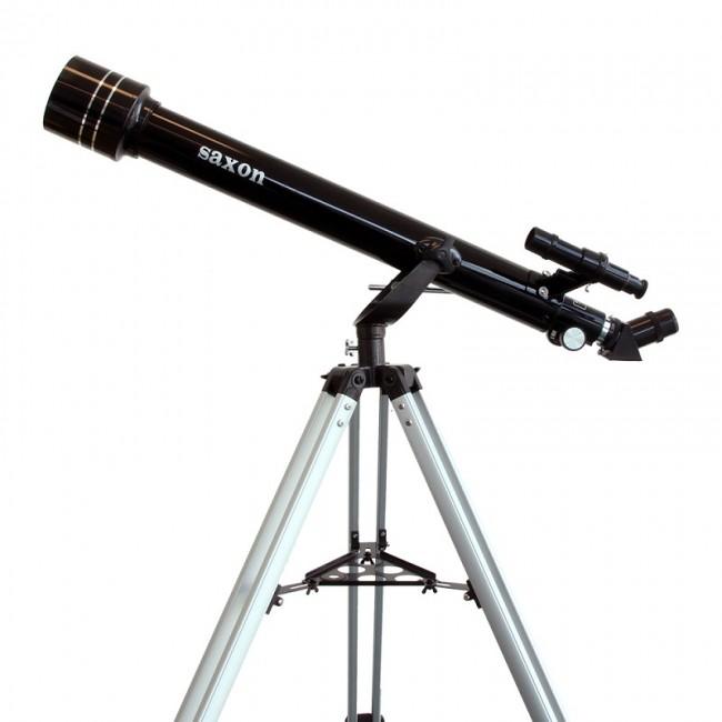 saxon Novo 607AZ Refractor Kids Telescope