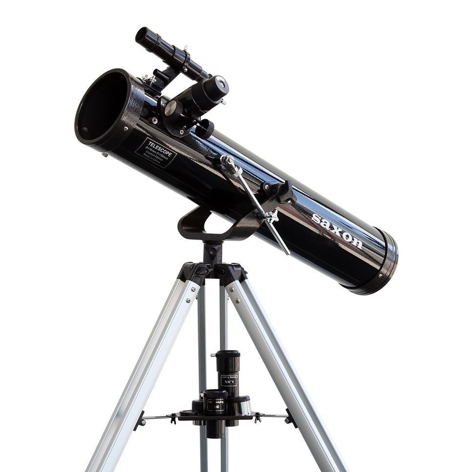 saxon 767AZ Newtonian Reflector Telescope
