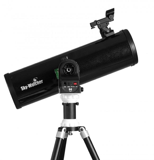 Skywatcher 130/650 Reflector Mini AZGTE GOTO WiFi Computerised Telescope