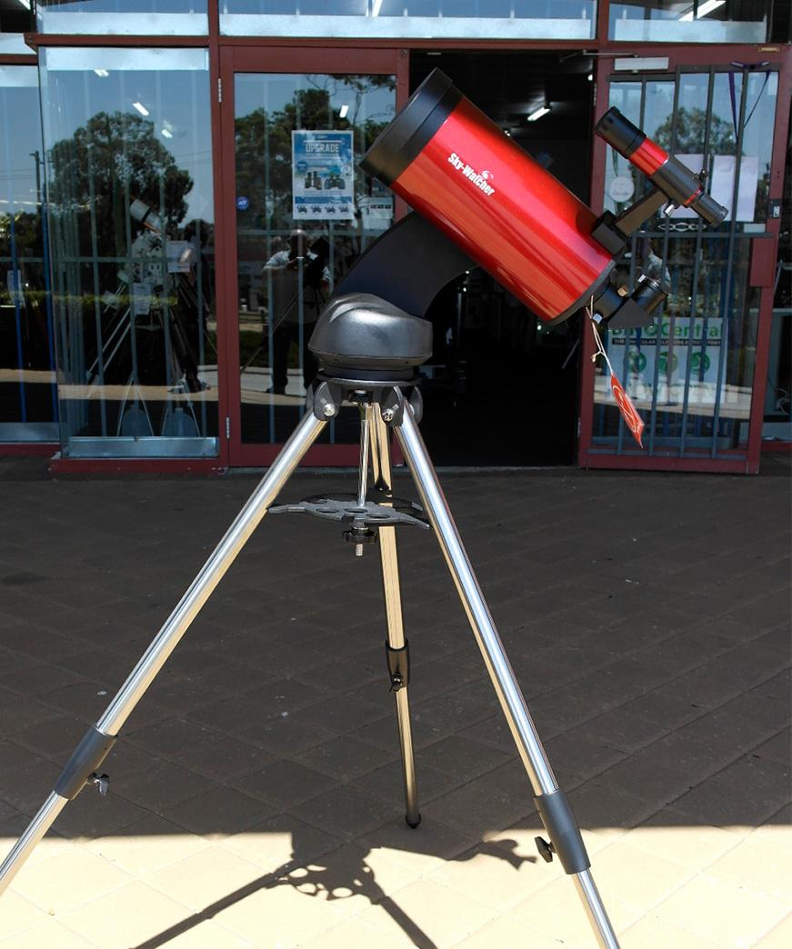 Skywatcher Star Discovery 127/1500 Maksutov SD Telescope