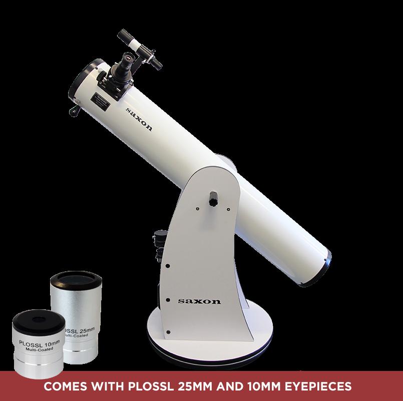 saxon 6″ Dobsonian Telescope (6 inch)