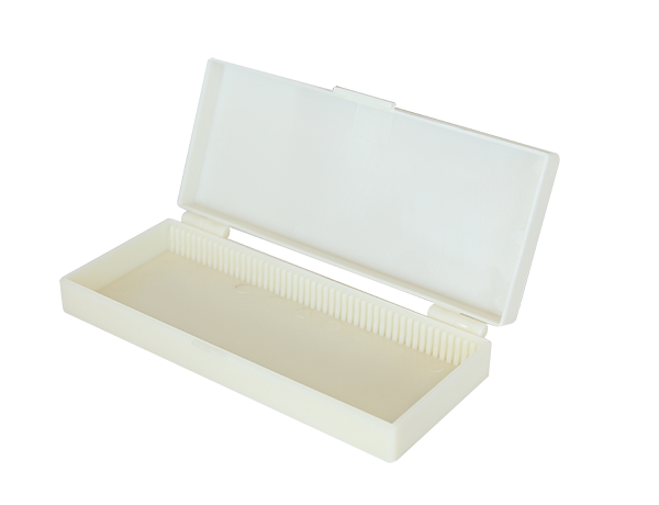 saxon Microscope Slides Case for 50pcs