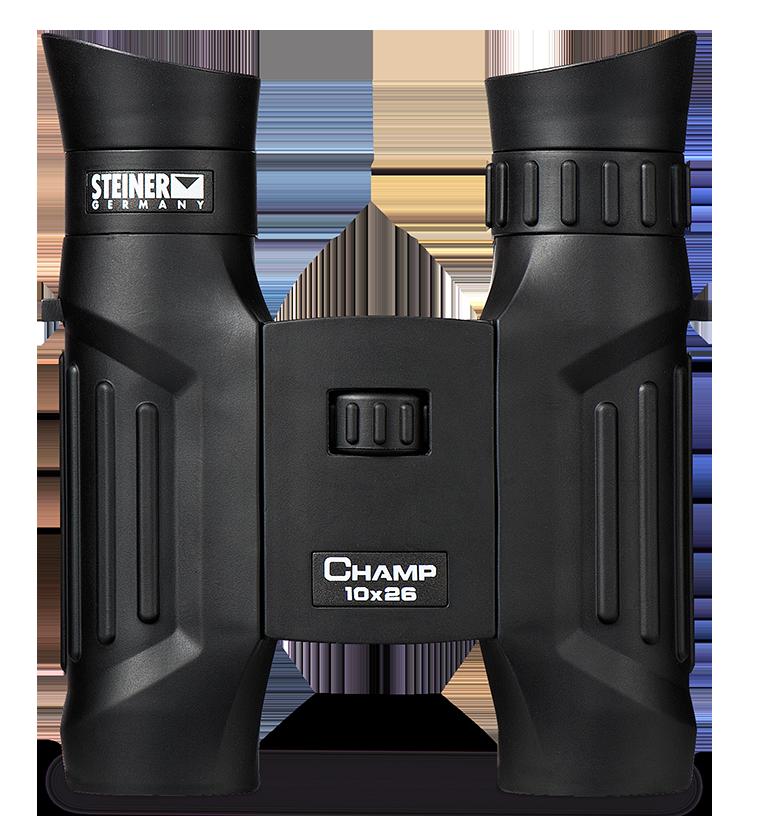 Steiner Champ 10×26 Compact Binoculars