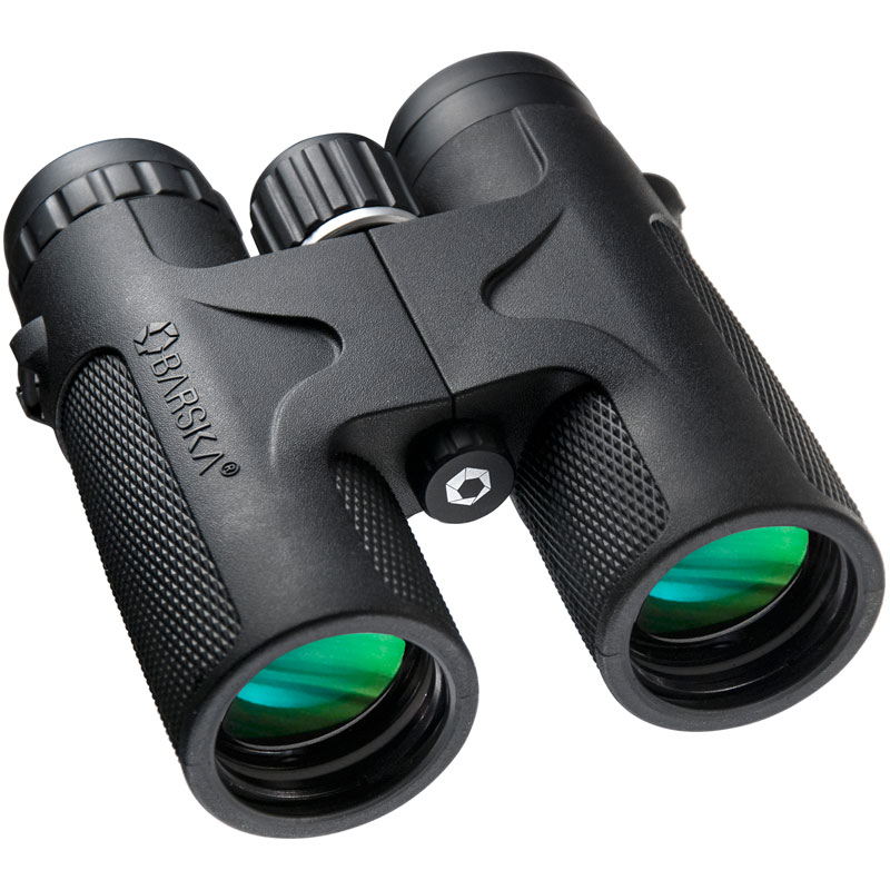 BARSKA 12×42 Waterproof BLACKHAWK BINOCULARS