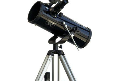 saxon 1145AZ Reflector Telescope - SKU# 224103 - #1