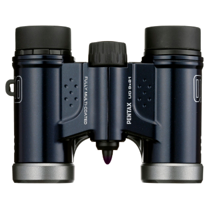 Pentax UD 9×21 Binoculars – Blue